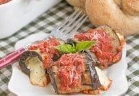 Eggplant Rollatini #SundaySupper