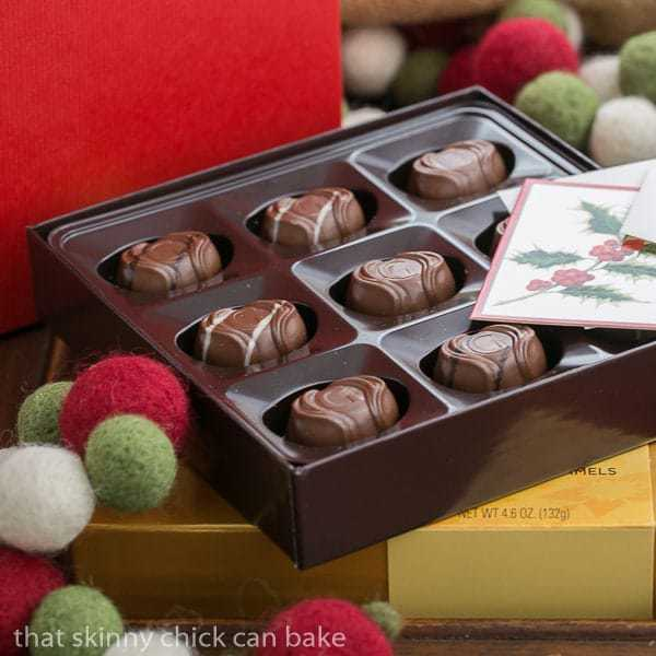 GODIVA gift boxes (3)