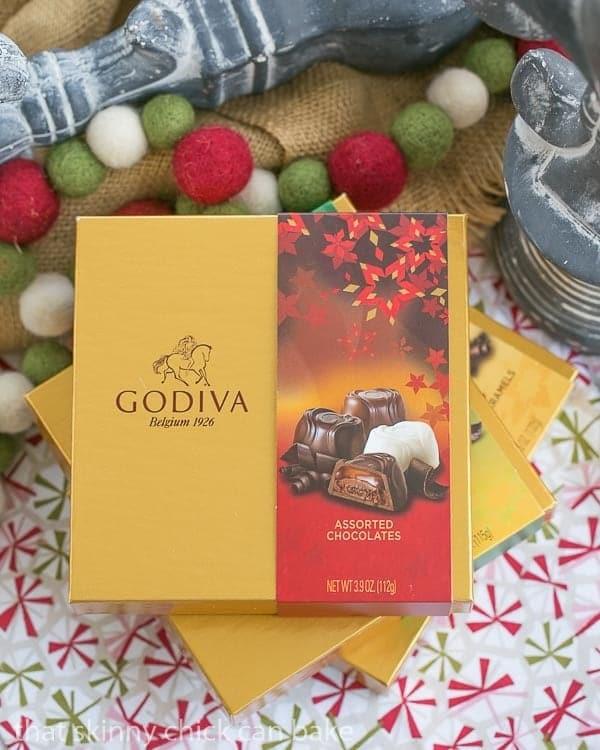 GODIVA gift boxes (7)