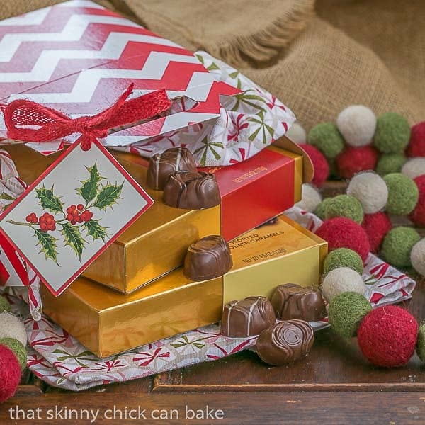 GODIVA gift boxes | Add these lovely chocolates to your holiday shopping list! #ad #giveGODIVA