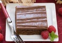 Chocolate Sheet Cake #SundaySupper