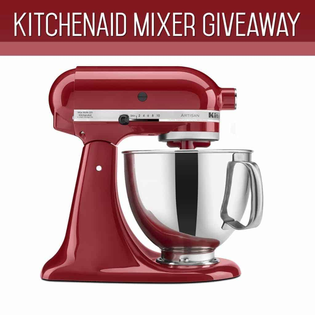 Holiday Kitchenaid Giveaway That Skinny Chick Can Bake