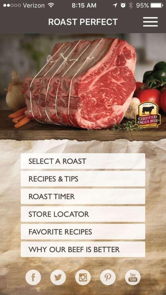 CAB Roast Perfect App