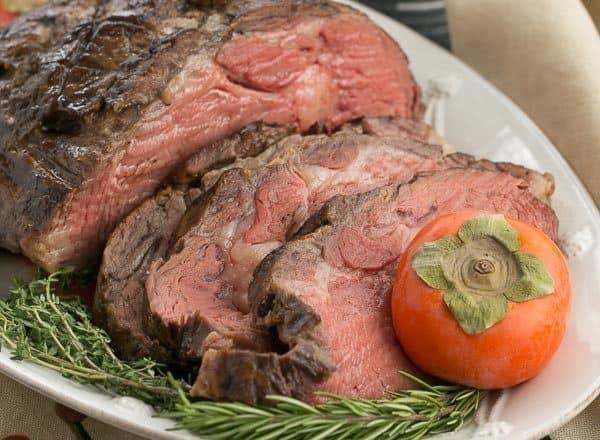 Classic Prime Rib | Perfect roasting technique for rare prime rib