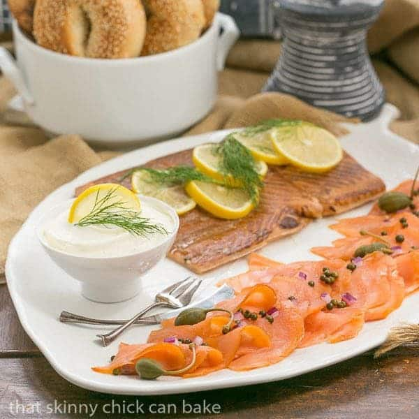 Smoked salmon appetizer recipes easy