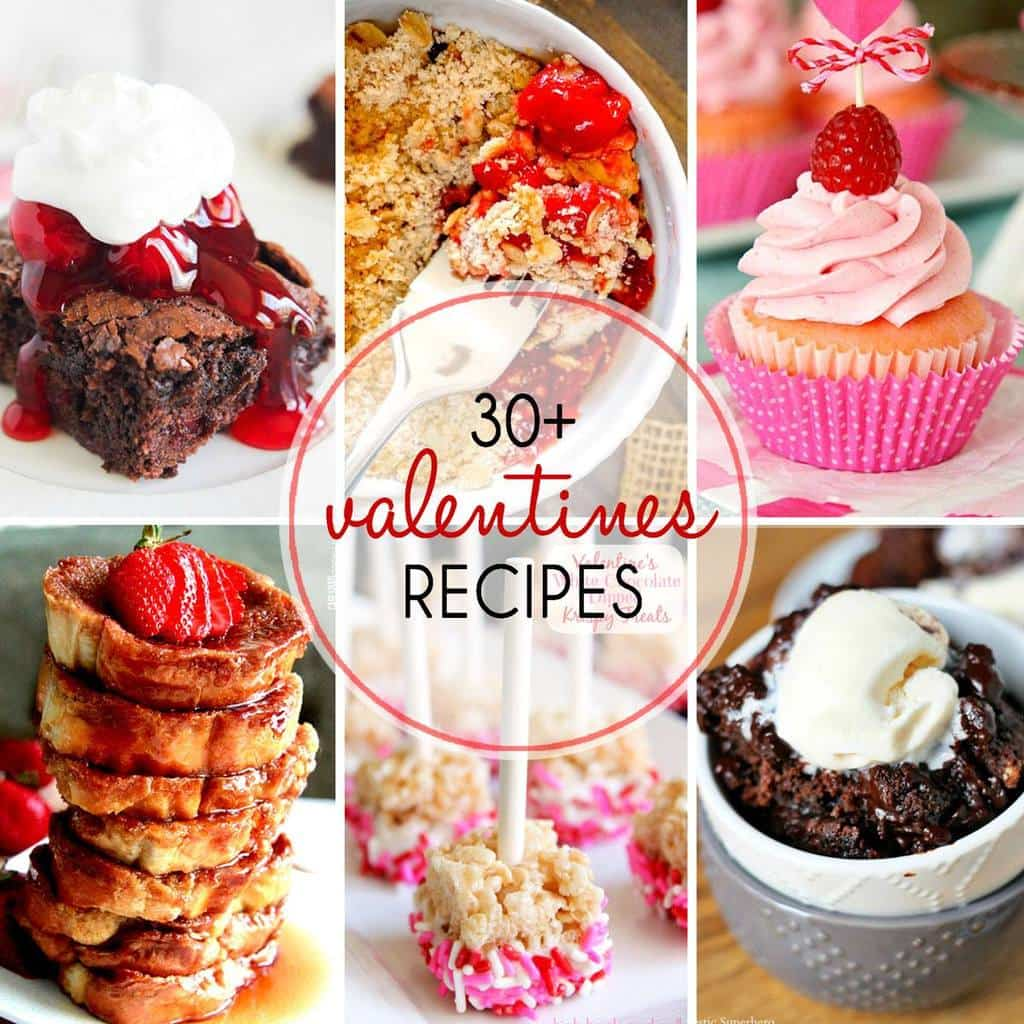 30 amazing valentine 39 s day recipes that skinny chick for Kid friendly valentine recipes