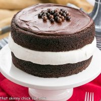 Ding Dong Cake That Skinny Chick Can Bake