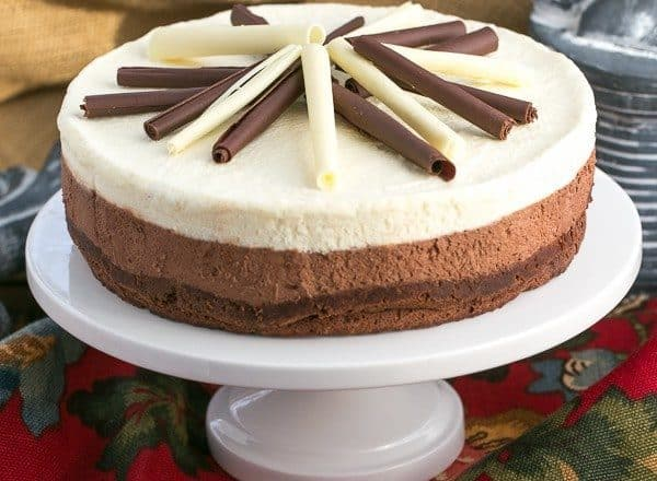 Layered Mousse Cake - 3 delicious layers