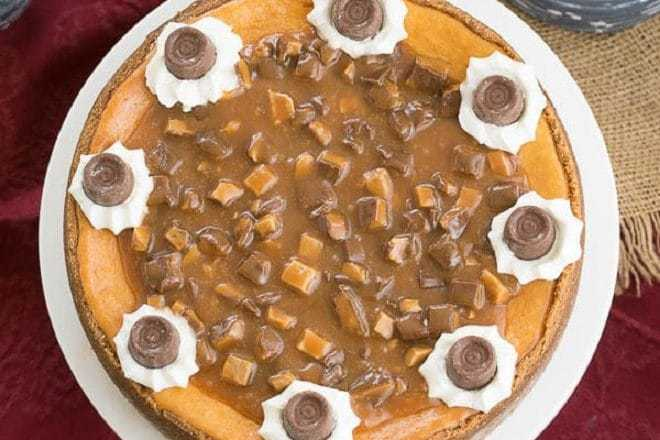 Caramel Cheesecake featured image