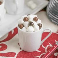 Italian Hot Chocolate - This Cioccolata Calda is the BEST hot chocolate you'll ever make!
