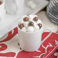 Italian Hot Chocolate - This Cioccolata Calda is the BEST hot chocolate you'll ever make!