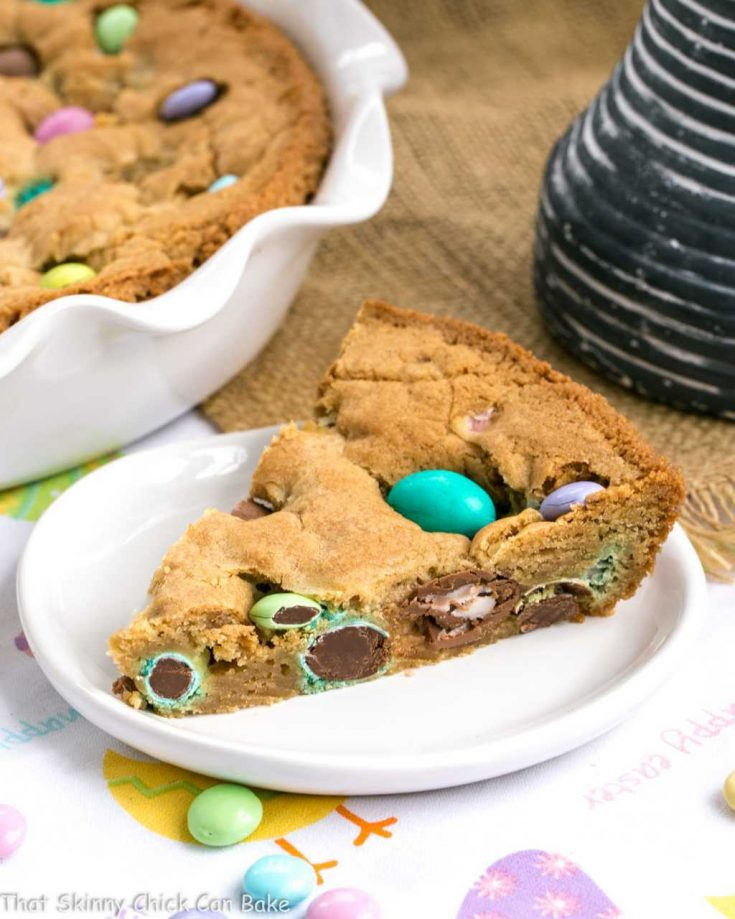 Easter Cookie Cake
