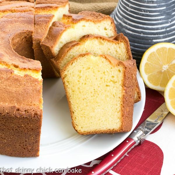 Baklava Bundt Cake