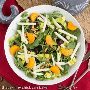 Holiday Lettuce Salad   Easy enough for any time of the year!