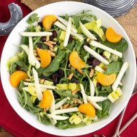 Holiday Lettuce Salad | Easy enough for any time of the year!