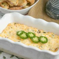 Jalapeno Popper Dip - Cheesy, Spicy and Irresistible