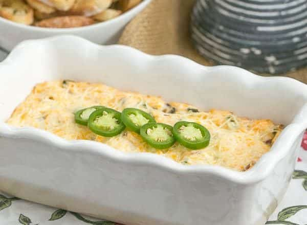 Jalapeno Popper Dip   Cheesy, Spicy and Irresistible
