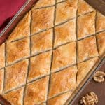 Gretchen's Classic Greek Baklava #SundaySupper