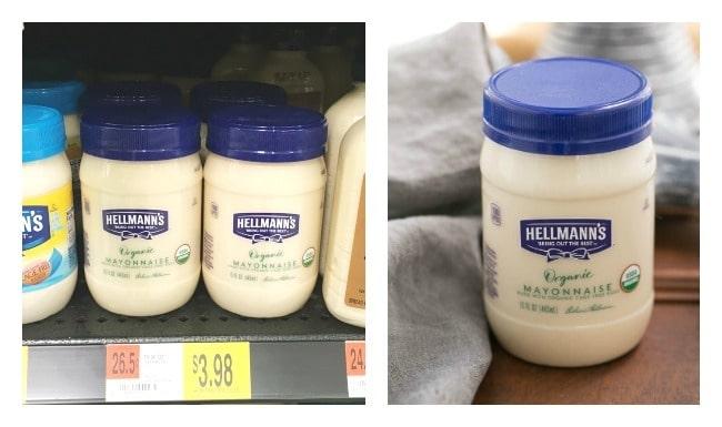 Hellmann's at Walmart