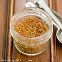 Homemade Taco Seasoning | So easy and delicious that you'll never buy a seasoning packet again!