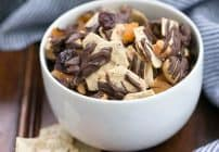 Chocolate Snack Mix   An irresistible munchie full of wholesome ingredients