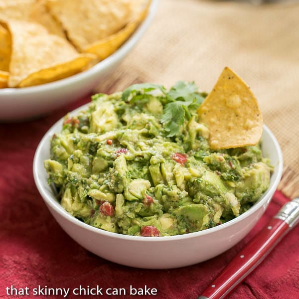 Mary's Guacamole: Look no further: this is the BEST guacamole!