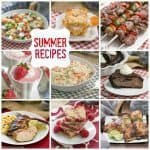 Favorite Summer Recipes