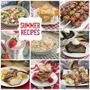 Favorite Summer Recipes | Marvelous summer dishes for all your dining needs!