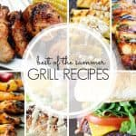 25+ Grilling Recipes