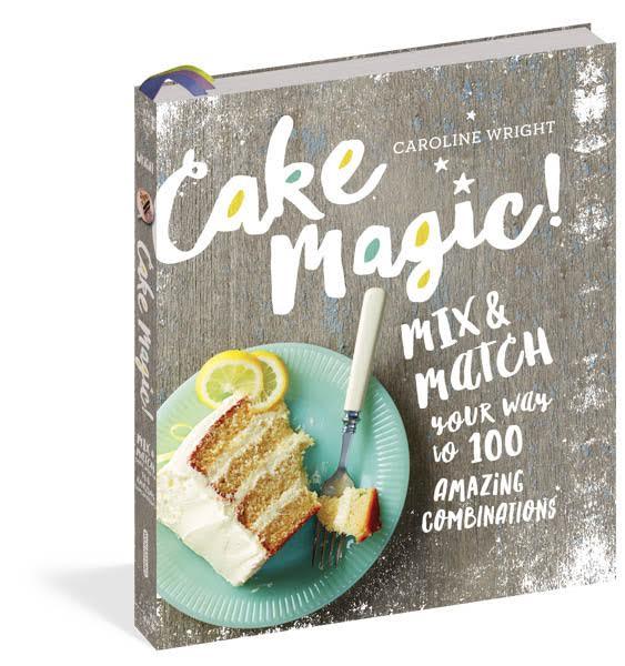 Cake Magic Cookbook
