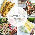 20 Amazing Summer Recipes