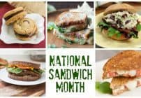 The Best Sandwich Recipes for National Sandwich Month