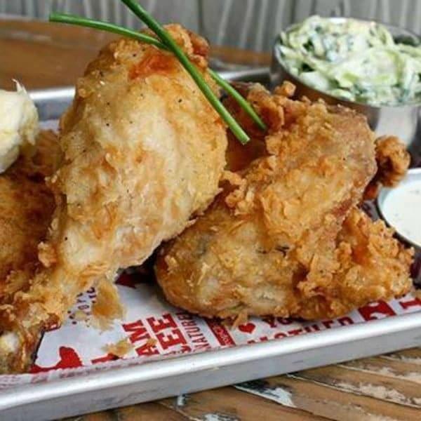 Gluten Free Fried Chicken for National Chicken Month