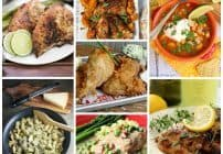 Favorite Chicken Recipes #NationalChickenMonth