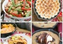Easy Skillet Recipes #SundaySupper