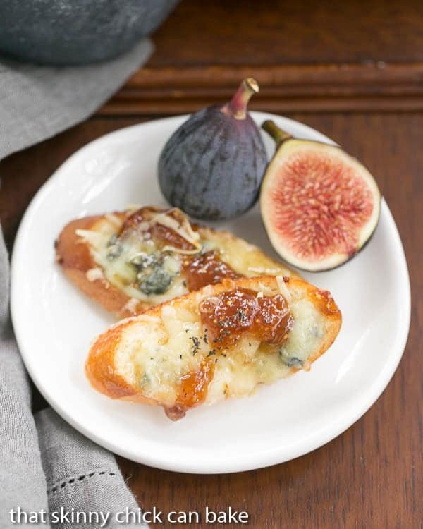 Fig Gruyere Crostini (9)