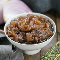 Onion Marmalade | A French inspired condiment!!