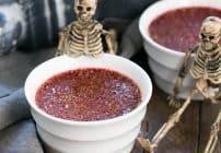 Bloody Crème Brûlée #SundaySupper #Giveaway