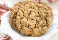 Classic Oatmeal Cookies #SundaySupper