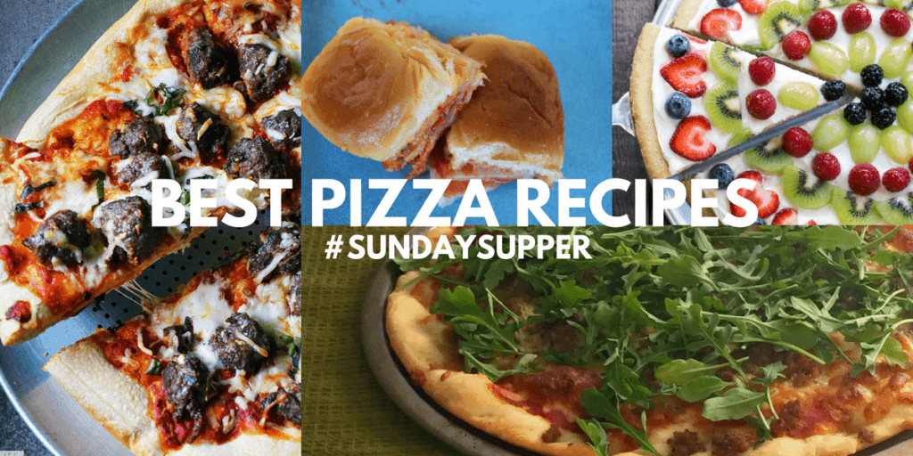 National Pizza month recipes!
