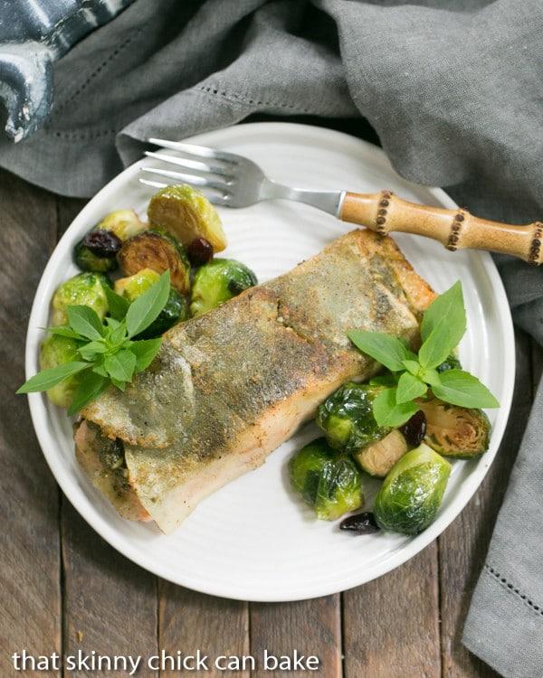Potato Shingled Salmon   An elegant 4 ingredient recipe!