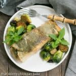 Potato Shingled Salmon