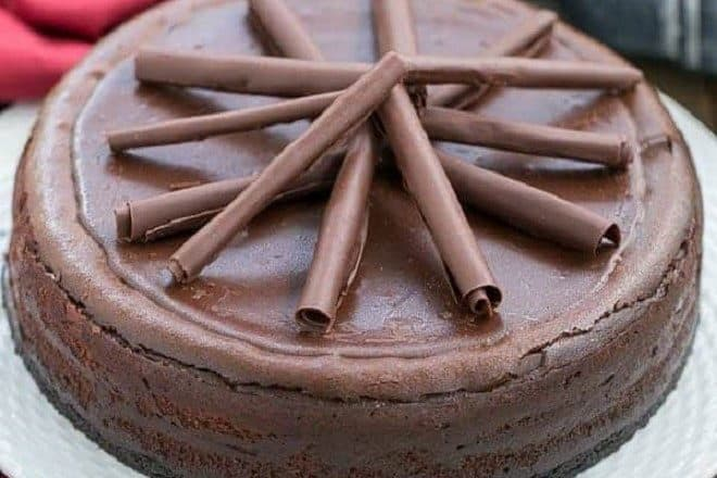 Triple Chocolate Cheesecake featured image