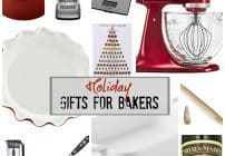 A Baker's Holiday Gift Guide #Giveaway