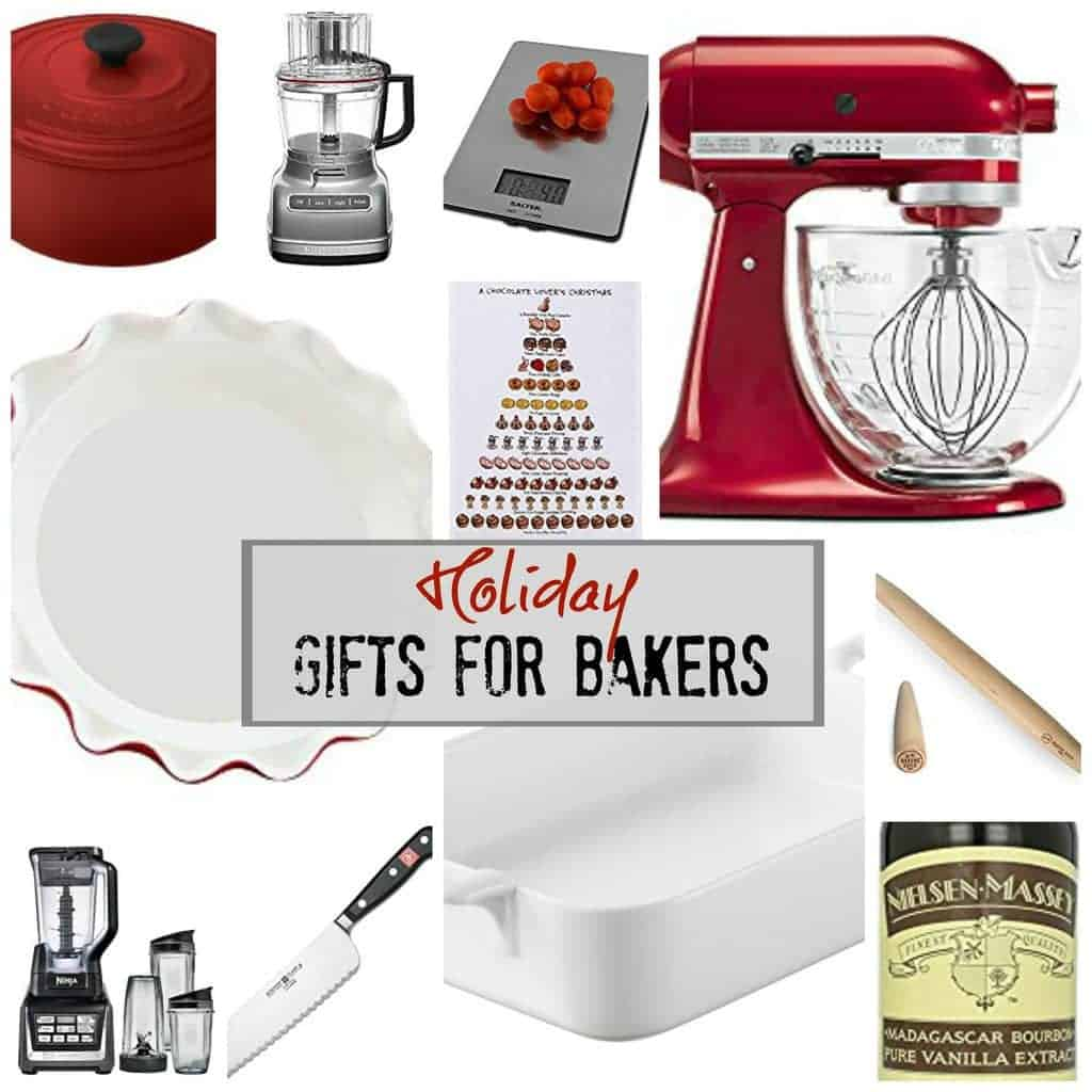Baker's Holiday Gift Guide | That Skinny Chick Can Bake