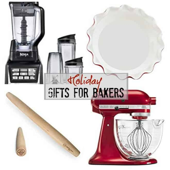 Baker's Holiday Gifts