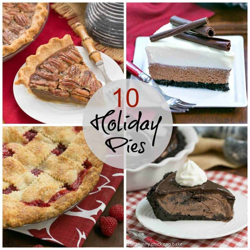 10 Holiday Pies | Delicious, irresistible pies for every occasion