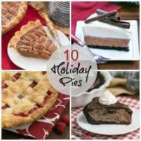 10 Holiday Pies | Delicious, rresistible pies for every occasion