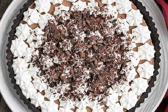 French Silk Tart featured image