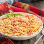 Penne alla Vodka #HuntsHolidayHappiness #ad